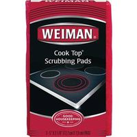 PAD SCRUBBING COOK TOP
