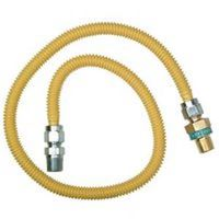 Brass Craft CSSD105E-48P Gas Appliance Connectors