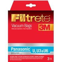 Filtrete 68701A-6 Micro Allergen Vacuum Cleaner Bag