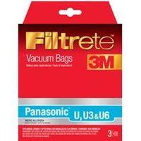 Filtrete 68701A-6 Micro Allergen Vacuum Cleaner Bag
