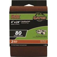 Gator 3186 Resin Bond Power Sanding Belt