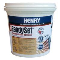 WW Henry FP0RSET034 Readyset Mastic Adhesive