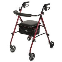 Medline MDS86825SLR Rollator