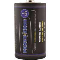 Powerzone LR20-4P-DB Alkaline Battery
