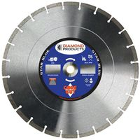 Diamond Products 85261 Segmented Rim Circular Saw Blade