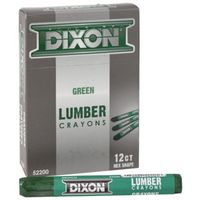 CRAYON LUMBER EXTRUDED GREEN