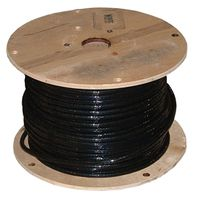 Southwire 2/OBK-STRX500 3-Way Torchiere Building Wire