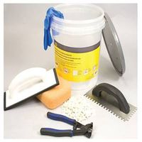 CERAMIC TILE TOOL INSTALL KIT