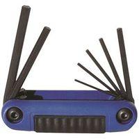 Ergo-Fold 25171 Ergonomic Fold-Up Small Hex Key Set
