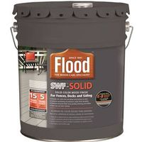 Flood/PPG FLD141-05 SWF-Solid Exterior Acrylic/Oil Stain