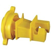 Zareba IRY-RS Red Snap'R Electric Fence Insulators