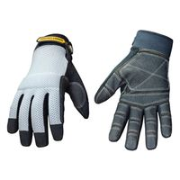 Youngstown Mesh Utility Plus 04-3070-70-L Mesh Top Work Gloves