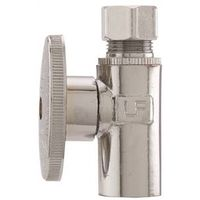 Plumb Pak PP62PCLF 1/4 Turn Straight Shut-Off Valve
