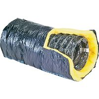 Master Flow F6IFD Flexible Insulated Air Duct Pipe