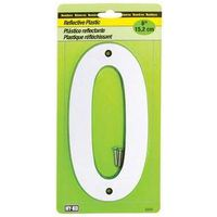Hy-Ko 30810 Reflective Number Sign