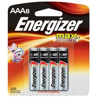 Energizer E92MP-8 Non-Rechargeable Alkaline Battery