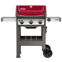 GRILL LIQUID PROPANE RED E-310