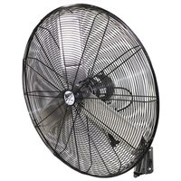 Maxxair HVPF 30 OSCWM Oscillating Wall Mount Fan