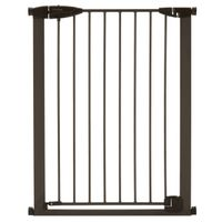 GATE EXTRA TALL-WIDE GRAY 36IN