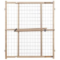 GATE WIRE MESH WOOD NATL 32IN