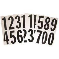 Hy-Ko MM-23N Reflective Number Set
