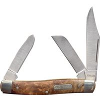 Old Timer Senior Folding Pocket Knife With Handle