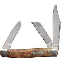 Old Timer Senior Folding Pocket Knife With Handle