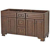Foremost Hawthorne HANA6021D Traditional Bathroom Vanity
