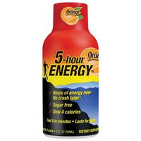 5-Hour Energy 318120 Regular Strength Sugar Free Energy Drink
