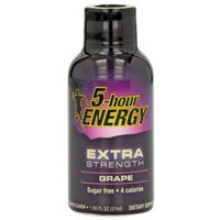 5-Hour Energy 728127 Extra Strength Sugar Free Energy Drink