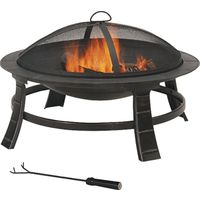 Mintcraft FT-084 Outdoor Firepit