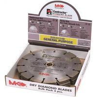 Contractor 167047 Segmented Rim Circular Saw Blade