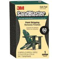 SandBlaster 9558 Dual Angled Sanding Sponge