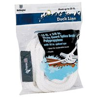 Lehigh 83939/24900 Solid Braided Dock Line