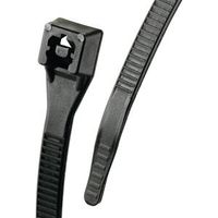 CABLE TIE 11IN BLACK 20/BAG