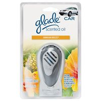 Glade 800001937 Automotive Air Freshener Starter Kit