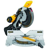 Dewalt DW716 Double Bevel Compound Corded Miter Saw