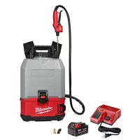 BACKPACK CONCRETE SPRAYER KIT