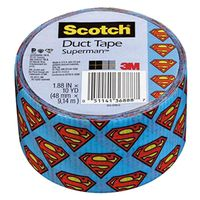 TAPE DUCT SUPERMAN 48MM X 10YD