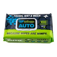 CLOTH CLEANING AUTO 100PK