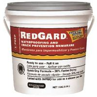 RedGard LQWAF1-2 Crack?Prevention?And?Waterproofing?Membrane