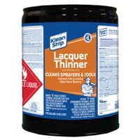 THINNER LACQUER CALIFRNIA 5GAL