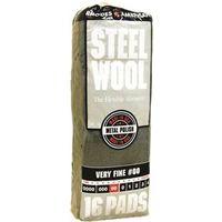 Homax 106602-06 Steel Wool Pad