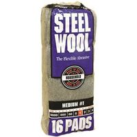 Homax 106604-06 Steel Wool Pad