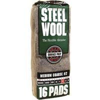 Homax 106605-06 Steel Wool Pad