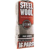 Homax 106606-06 Steel Wool Pad