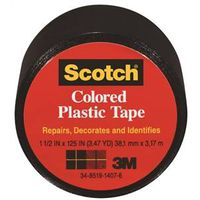Scotch 191BK Plastic Tape