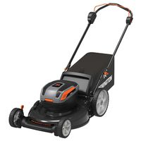MOWER PUSH 40V 4.0AH 21IN