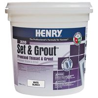 Western FP00320044 Pre-Mixed Grout? and Thin-Set