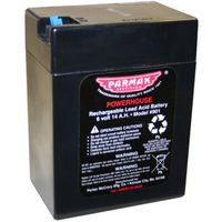 Baygard 901 Gel Cell Replacement Electric Fence Battery